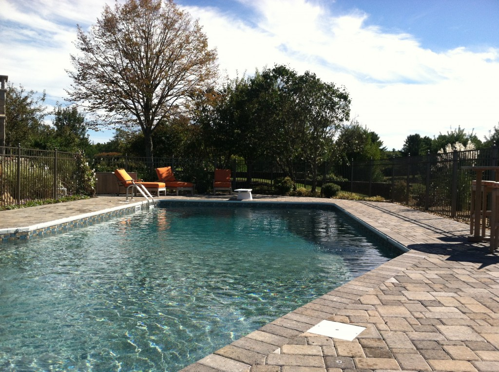 Pool Services in Maine